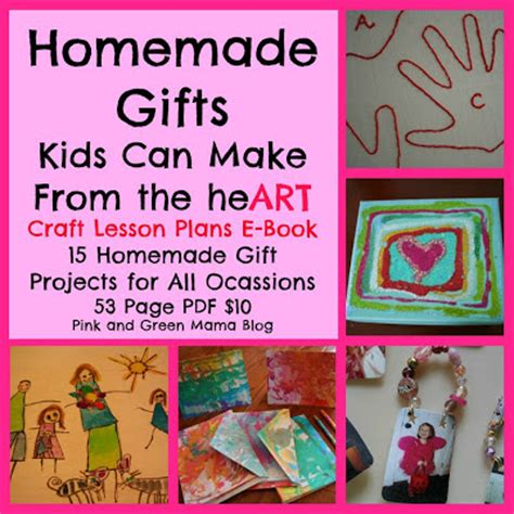 gifts from time and place books pink and green pink and green crafts