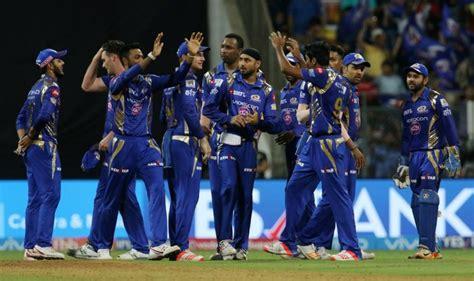 ipl 2017 mumbai team players ipl 2017 mumbai indians players show their incredible
