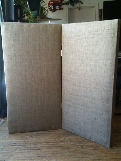 diy soundproofing week 16 tutorial how to make sound absorption acoustical panels weekly creations