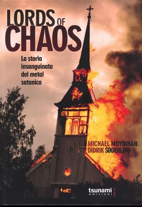 libro chaos recensione libro lords of chaos