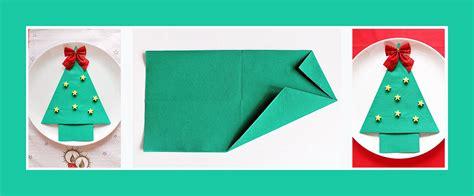top 28 servietten falten weihnachtsbaum servietten