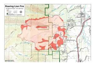 Montana Fire Map montana wildfire today