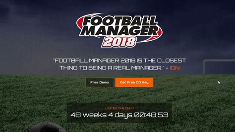 Steam Giveaway Keys - football manager 2018 steam keys giveaway 50 keys available