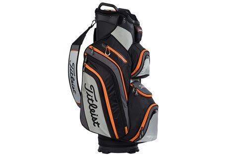 titleist deluxe cart bag golf