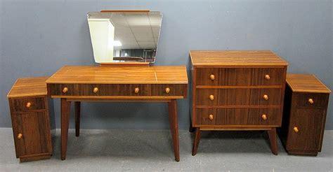 Bedroom Furniture Glasgow Neil Morris For Morris Of Glasgow Bedroom Suite In Walnut W