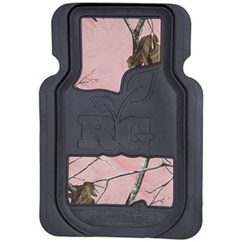 Pink Realtree Floor Mats by Realtree Realtree Ap Pink Camo Front From Mosquito Creek