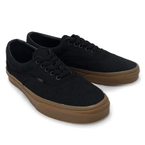 vans era gum vans era black gum sole oxforddynamics co uk