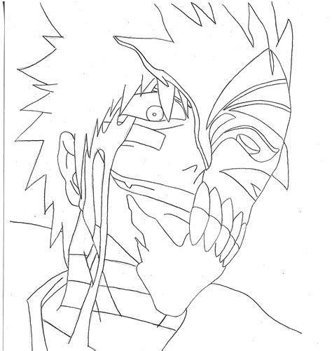 bleach free colouring pages