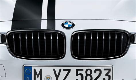 bmw f30 m performance felgen bmw m performance frontziergitter schwarz 3er f30 f31