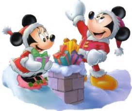 mickey minnie mouse christmas gifts chimney wallpaper coloring