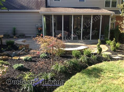 landscape design installation ideas central