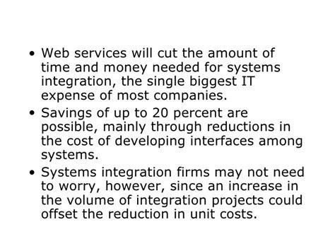 Um Mba Cost by Um Mba Program A Primer On Web Services