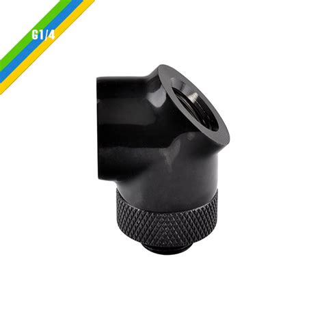 thermaltake pacific g1 4 45 degree adapter compcool