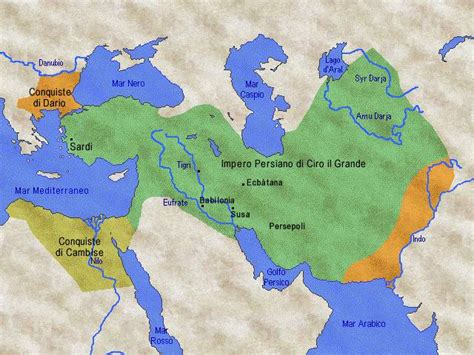 persiani storia