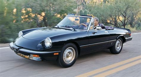 Spider Alfa Romeo by Alfa Romeo Spider Photos Informations Articles