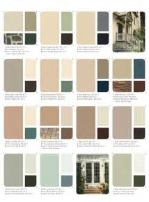 color palettes for home ange s dollhouse choosing the exterior color scheme