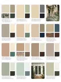 Ange s dollhouse choosing the exterior color scheme