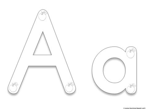 coloring page letter aa free coloring pages of aa ant