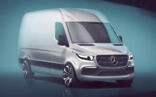 Mercedes Sprinter Images 2018 Mercedes Sprinter Previewed At American