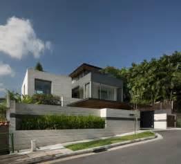 fresh home com italian inspiration travertine dream house in singapore
