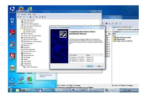 descargar all mtk usb driver 2014.rar