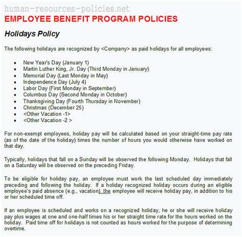 human resources policies and procedures template sle human resources policies sle procedures for