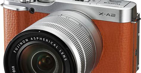 Dan Spesifikasi Kamera Fujifilm Xa2 spesifikasi dan harga kamera fujifilm xa2 terbaru 2017