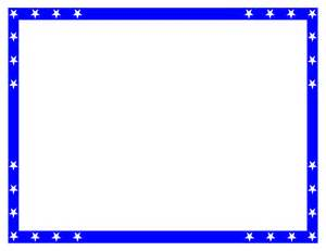 elegant blue certificate border by bamafun chainimage