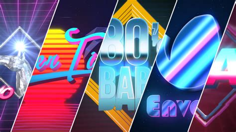 how to purchase after effects templates from videohive 80s archives free after effects template videohive