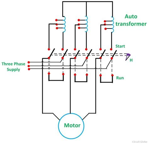 auto transformer wiring diagram auto free image about
