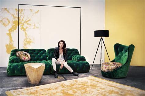 Ottomane Sofa Bedeutung by Das Wohnzimmer Versch 246 Nern Mit Sofa Napali Bretz