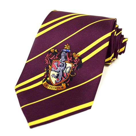 harry potter house crest ties vs wallet