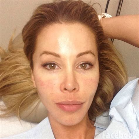 lisa hochstein do before she married photos lisa hochstein gets a vire facial from her husband