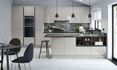 kitchen solutions contemporary fitted kitchens