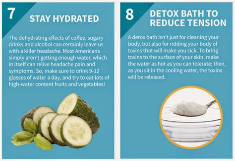 Detox Bath For Migraine by Dr Christopher Bray Md Phd Top 10 Headache Remedies Dr