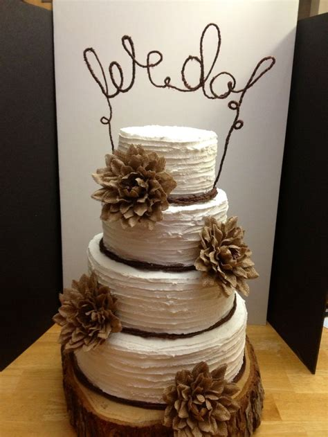 wedding cake rustic rustic wedding cake