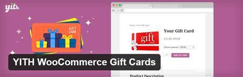 Woocommerce Gift Card - ارائه گیفت کارت به مشتریان در ووکامرس با yith