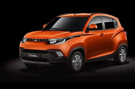 mahindra india suv mahindra kuv100 revealed new compact suv for india