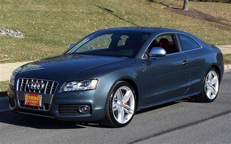 Audi S5 For Sale by 2009 Audi S5 For Sale 76428 Mcg