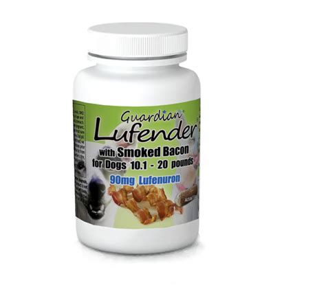 lufenuron for dogs 90mg of usp lufenuron for small dogs 10 1 20 lbs