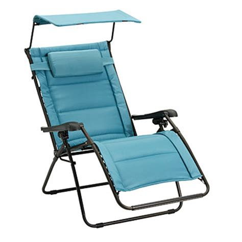 Padded Zero Gravity Chair by View Wilson Fisher 174 Oversized Padded Zero Gravity Chair