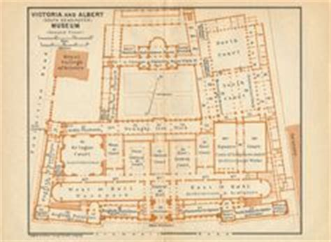 victoria and albert museum floor plan 1000 images about antique floor plans on pinterest
