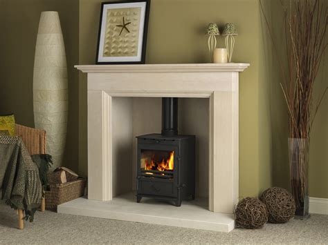 Log Burner Fireplace Surrounds by Fireline Fp5 Stove Reviews Uk