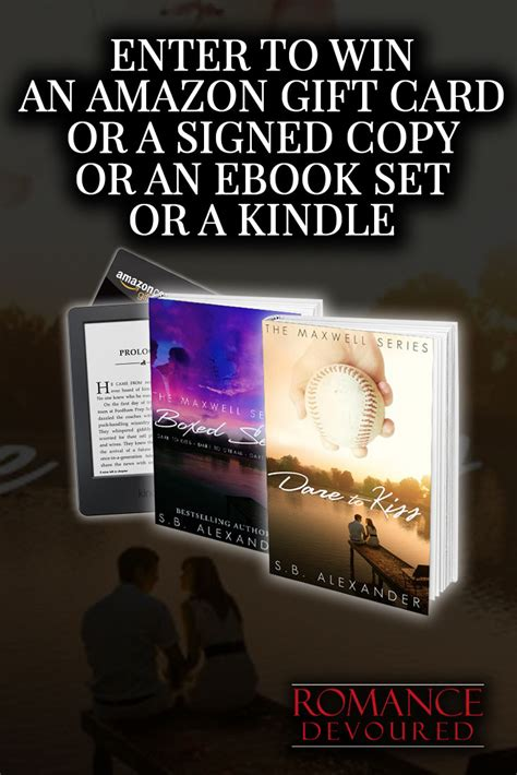 win a kindle 25 gift win signed copies ebooks a 25 gift card or