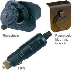 marinco premium 12v receptacle and west marine