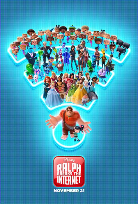 404368 ralph breaks the internet new ralph breaks the internet trailer and q a everything