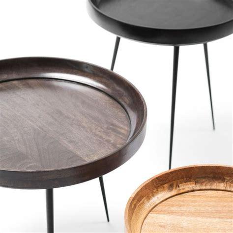 mater furniture bowl table s black mater