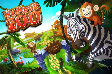 Love To Decorate Wonder Zoo Mobile Game Trailer Youtube