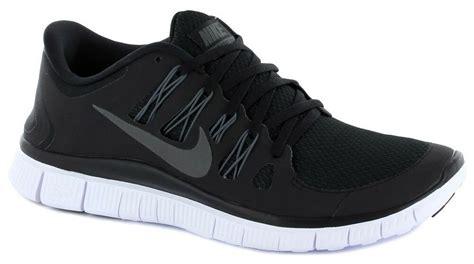 Nike Free Run 5 0 Black nike free 5 0 mens running shoes black white metallic