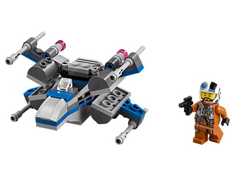 Dijamin Lego 75125 Wars Resistance X Wing Fighter resistance x wing fighter 75125 wars lego shop